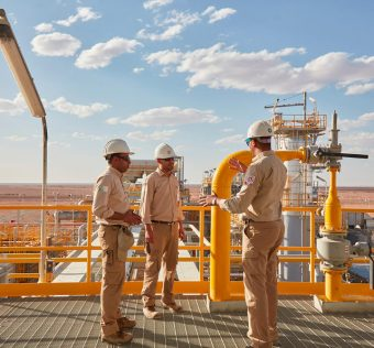 Do You Want to Work in the Oil and Gas Field in Thailand?
