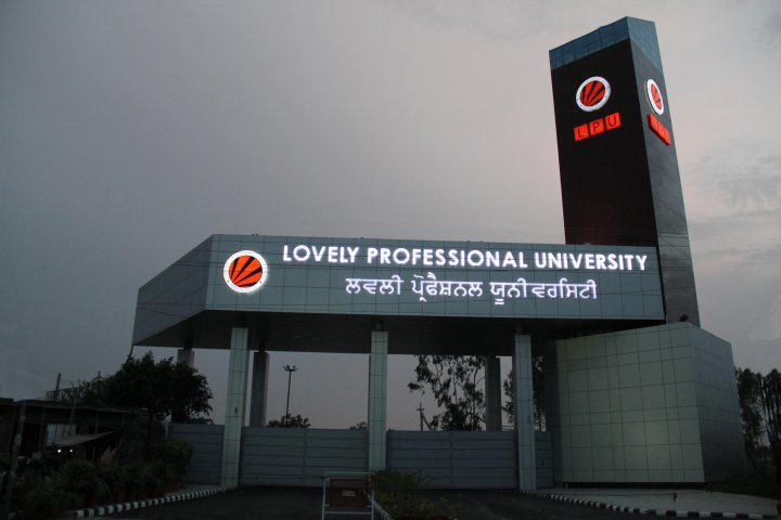Distance education courses by LPU